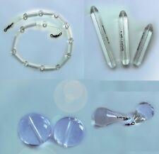 Troutlook Ghost Glasgewicht Drop mit 3-fach Wirbel 7-20g Tremarella Blei Forelle
