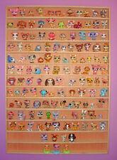 Display shelf for LPS Littlest Pet Shop figures. Please read. Holds 140 -150