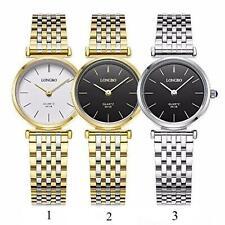 Damenuhr 750er Gold 18 Karat vergoldet Armbanduhr Modell wählbar U2923