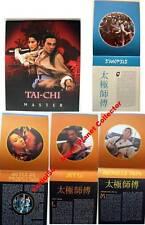 TAI CHI MASTER - J.Li - M.Yeoh - FRENCH PRESSBOOK