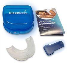 Un dispositivo Anti Ronquido tapón SNORE Premium diseñado para dejar roncar y dientes