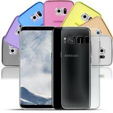 Samsung Galaxy S8 Plus Hülle Schutzhülle Tasche Case Silikon TPU Slim Cover Etui