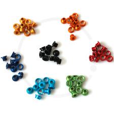 Kettenblattschrauben Rennrad 2-fach Alu | 8mm | verschiedene Farben