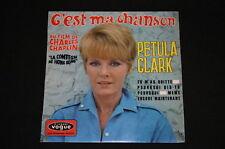 "Petula Clark   EP 45T 7""   C'est ma chanson"