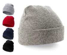 berretto uomo donna invernale unisex cuffia costine risvolto pescatore  cappello 6fabdc33636a