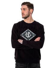 Liquor Brand Männer retro Logo Sweatshirt Pulli Winter Pullover
