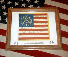34 Star American Civil War Flag...3rd Michigan Cavalry