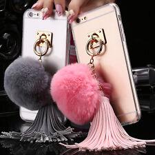 Estuche Funda Caja Para iPhone 5 5S SE 6 6S 6 Plus  7 7 Plus ~ Fur Case Cover