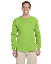 Fruit of the Loom Men's HD Cotton Long-Sleeve T-Shirt - 4930 FREE SHIPPING!