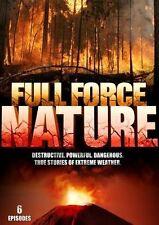 Full Force Nature Vol. 2 (DVD) 6 episodes NO CASE NO ART EXCELLENT CONDITION