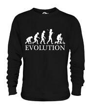 SCOOTER EVOLUTION of Uomo Unisex Maglione da uomo donna regalo per adulti