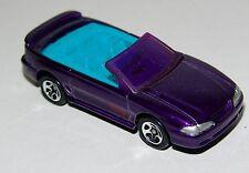 Hot Wheels 1996 Mustang GT Purple - General Mills 5 Pack Exclusive - China 1997