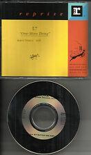 L7 One more thing 1992 USA PROMO DJ CD single PROCD 5736 MINT L 7 Seven