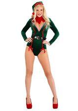 Sexy Santa Elf Costume for Women