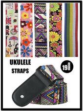 Premium Quality Multicoloured UKULELE STRAP Small Size kids 1/2 7/8 GUITAR STRAP