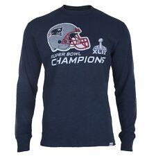 New England Patriots - Super Bowl 49 Champions Helmet Long Sleeve T-Shirt