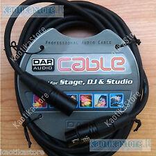 CAVO DMX digital AES-EBU XLR 110 Ohm cable effetti luce centralina*KaotikaStore*