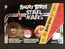 Angry Birds Star Wars - Early Bird Pack - inc. 4x characters - BNIB