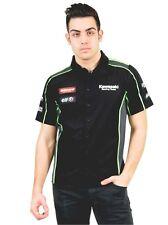 2016 Official Kawasaki Motocard Team Race  Shirt - 16 91501