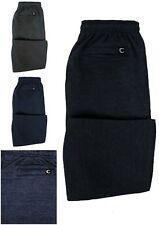 "Carabou Open Bottom Fleece Joggers Sizes M- 2XL inside Leg: 28"", 30"", 32"""