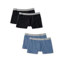Tom Tailor 2er Pacco da Uomo Pantaloncini Boxer Lettera Base S-XL -