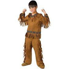 Indian Boy Costume Kids Halloween Thanksgiving Fancy Dress