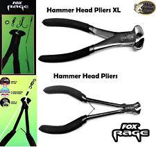 Fox Rage Hammer Head Pliers ( XL ) Seitenschneider Zange Raubfisch Angelzange