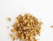 Chamomile tea dried Organic herb Matricaria Recutita flowers oz, lb or tea bags