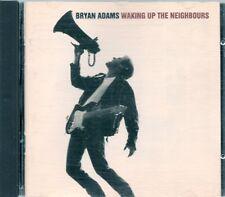 CD ALBUM--BRYAN ADAMS--WAKING UP THE NEIGHBOURS--1991