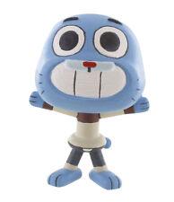 Le Monde Incroyable de Gumball figurine Gumball Smiling 6 cm Comansi Y99752