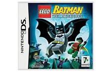 Lego Batman: das Videospiel (Nintendo DS, 2008) komplette UK Verkäufer