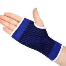 Neoprene Elastic Wrist Support Hand Palm Heal Brace Warm Sleeve Glove Arthritis