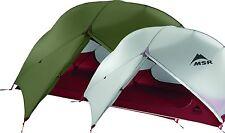 MSR Hubba NX le migliori tende ultraleggeri del mondo. Impermeabilità 10.000 mm