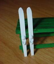 Water Ski Miniatures  (2) 1/24 Scale G Scale Diorama Accessory Items