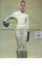 PUBLICITE  2000  PETIT BATEAU caleçons maillots sous vetements