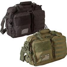 MILITARE Esercito NAV Bag Borsa Lap Nero Verde Oliva Navigazione Computer TOP GAMMA