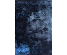 Tappeto Moderno Shaggy Blu Petrolio pelo lungo | 5 misure disponibili