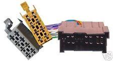 Cable adaptador cableado harness radio para KIA HYUNDAI ISO de 2000 hasta 2005