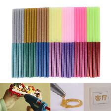 5x Glitter Hot Melt colle Sticks pour chauffage électrique DIY art 100x7mm