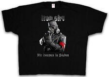 4XL & 5XL GERMAN SOLDIER T-SHIRT  TR3B UFO Haunebu Iron Sky T-Shirt XXXXL XXXXXL