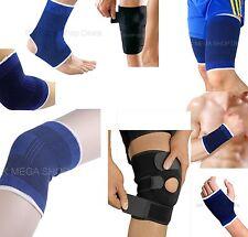 Caviglia Ginocchio Gomito Polso Palmo della coscia al polpaccio Cintura Di Supporto Neoprene Brace Sleeve