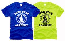 Porn Star Academy porno-T-shirt-Tg. S fino XXL