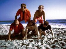 The Beach Boys Sea Retro Sand Rock Band Giant Wall Print POSTER