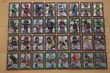 Lego® Ninjago™ Serie 3 Super Mega Glitzer Karten aussuchen 15% Rabatt ab 4 Stück