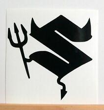 adesivo logo Suzuki auto car vinile vinyl sticker decal ignis alto swift splash