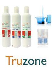 Truzone-Peroxide 10vol,20vol,30vol,40vol-Hair Bleach-Tinting Bowls SAMEDAY DISPA