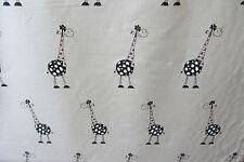 GIRAFFE Biancheria Curtain / Craft tessuto