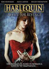NEW DVD Harlequin: Recipe for Revenge~Vic Sarin,Alex Carter, Corbin Bernsen