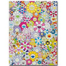Takashi Murakami Japanese Pop Art Silk Poster 13x20 24x36 inch Trippy