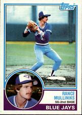 1983 Topps Baseball Card Pick 277-556